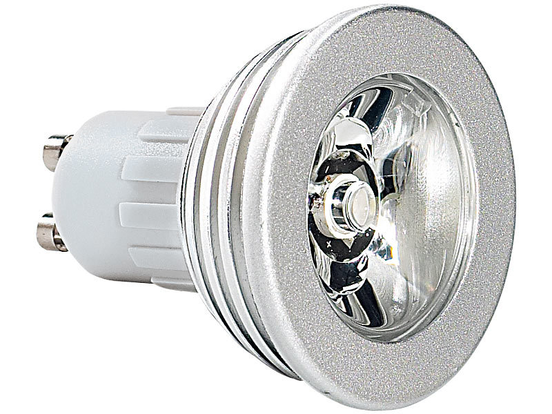 ; LED-Spots GU5.3 (warmweiß)