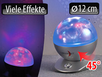 "Lunartec Laser-Kugel-Lampe ""Eco"" (refurbished)"