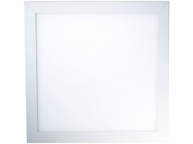 Top Lunartec LED-Panel 30 x 30 cm, 30 W, warmweiß, 3000 K EZ08